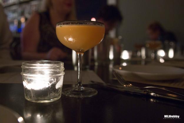 Cocktails at restaurant calla | Michael L. Hobby