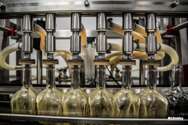 Bayou Rum Bottling Station | Michael Hobson