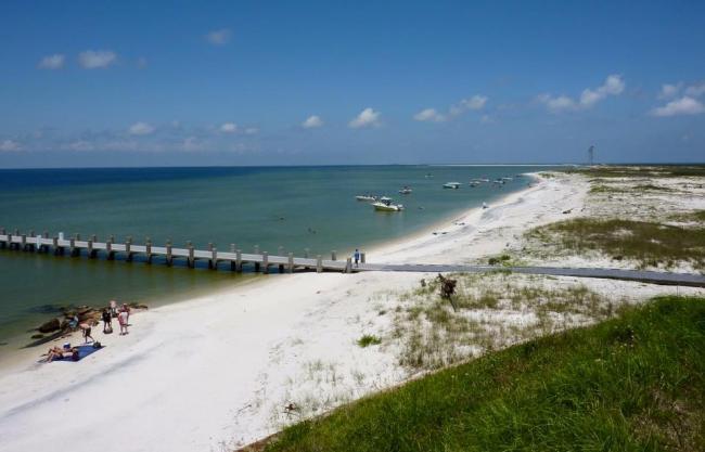 Ship Island The Perfect Coastal Mississippi Getaway