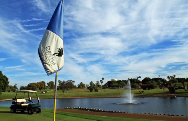 Desert Hills Golf Course - Yuma Arizona