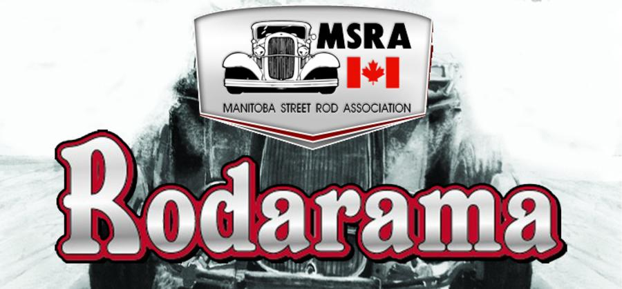 Manitoba Street Rod Association Rodarama