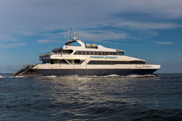 High-speed Ferry to Nantucket