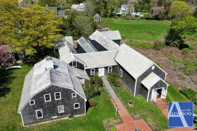 Atwood museum Drone Image
