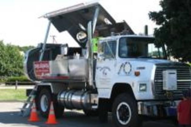 HallOil-Truck