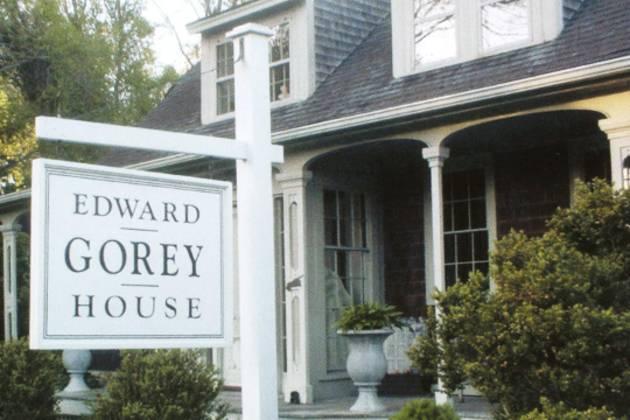 Edward Gorey Primary Image