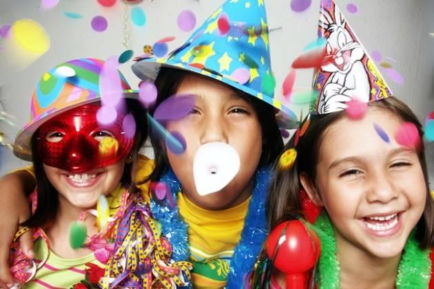 New Years Kids