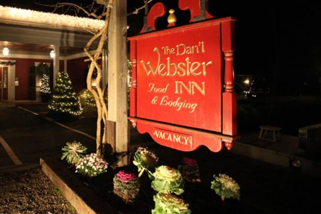 Dan'l Webster Inn & Spa Holiday Package