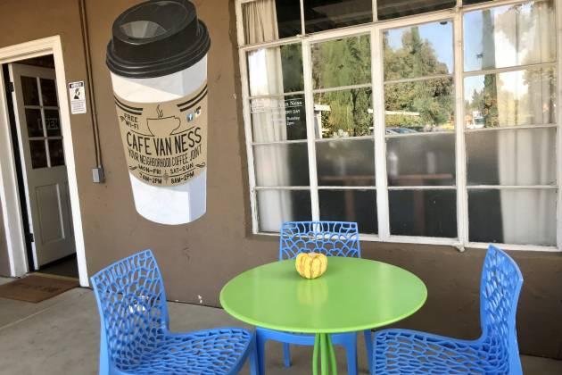 Cafe Van Ness