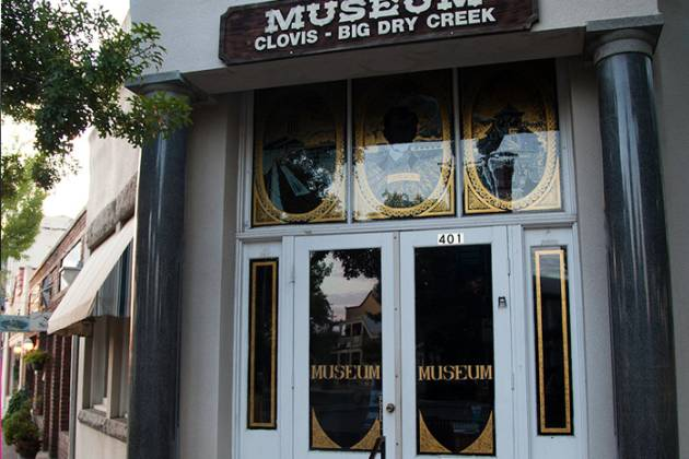 Clovis Museum