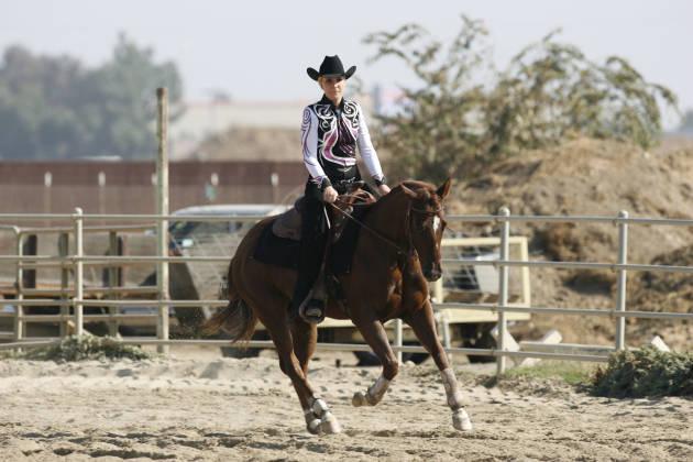 Student Horse Center at Fresno State