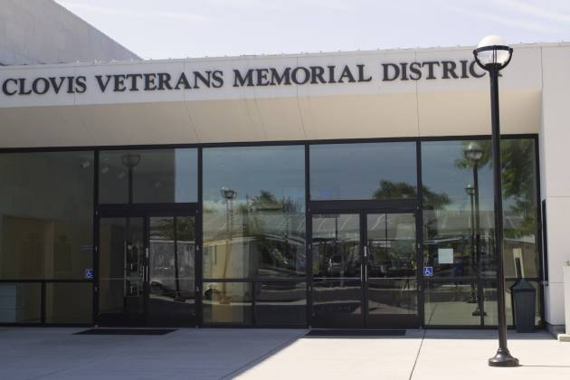 Clovis Veterans Memorial District Building