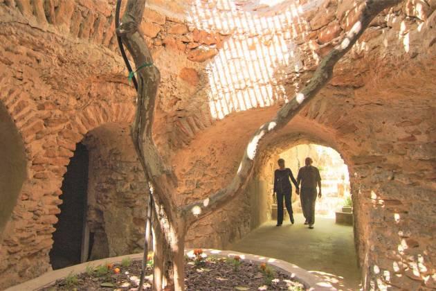 Forestiere Underground Gardens 1