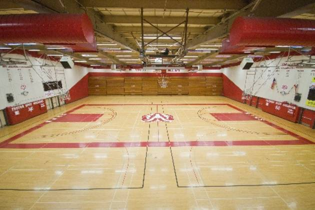 Fresno City College Gym