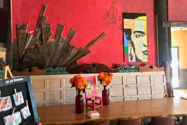Frida Cafe Interior