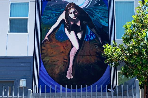 1698 broadway mural