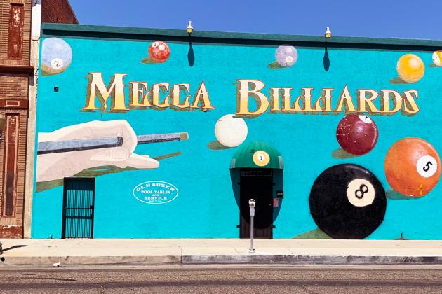 Mecca Billiards