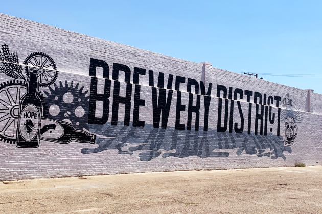 Brewery District