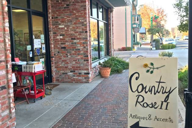 Country Rose Antiques and Accents exterior