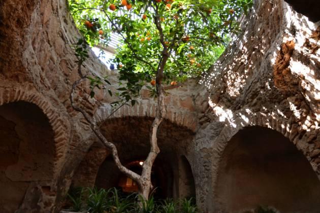 Forestiere garden