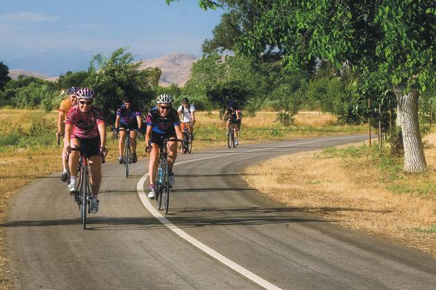 Clovis Bike Trail