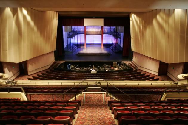 Saroyan Theatre