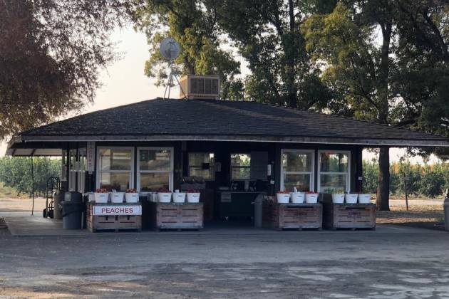 Blossom Trail Fruit Stand