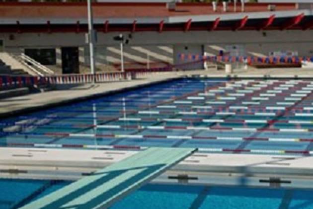 Aquatics Center at Fresno State