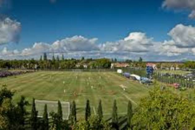 Soccer and Lacrosse Field at Fresno State