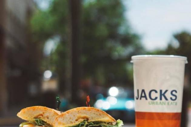 Jack's Urban Eats Fresno