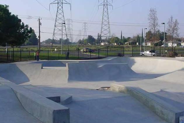 Lion's Den Skate Park