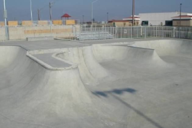 Orange Cove Skate Park