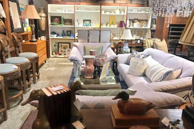Emprium Fresno store interior