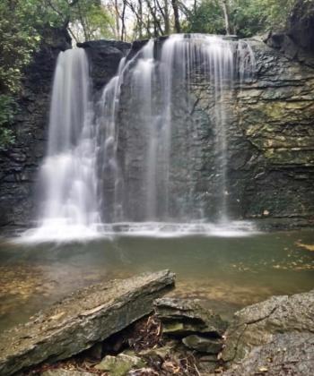 Hayden Falls Waterfalls
