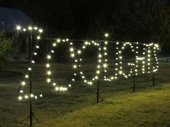 Christmas Light Displays In Baton Rouge