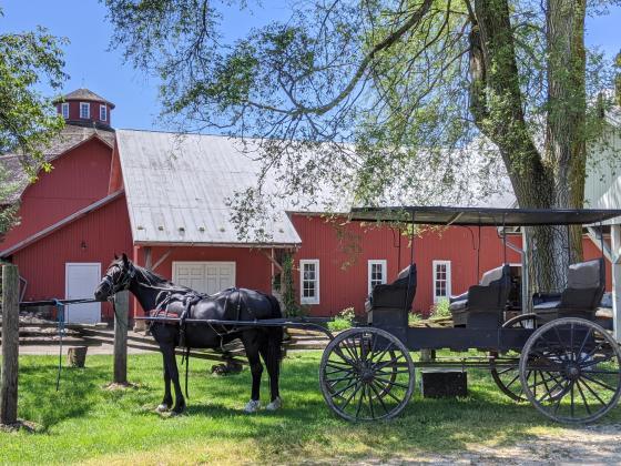 The Barns at Nappanee
