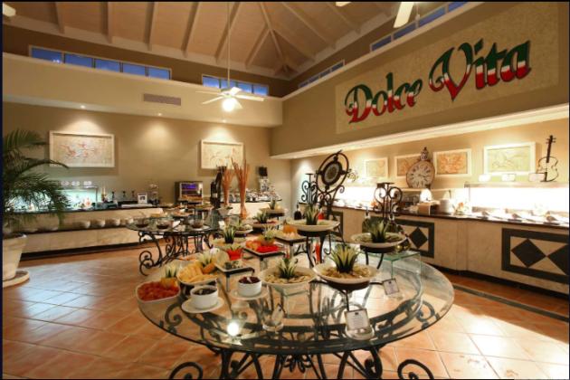 Gran Bahia Principe, Jamaica's Dolce Vita Restaurant
