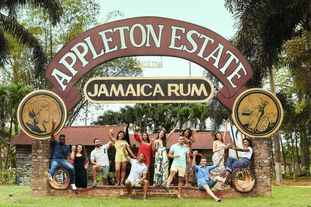 Joy Spence Appleton Estate Rum Experience