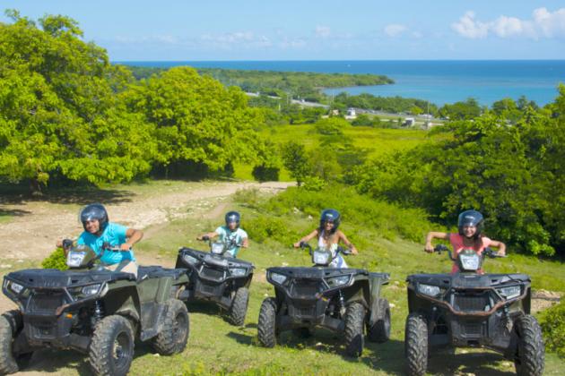 Chukka Caribbean Blue Hole Estate Sandy Bay