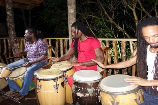 Drummers in studio_gallery