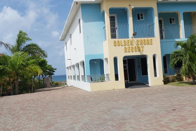 Golden Shore Hotel - Front View
