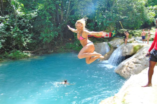 SNL Trip to Blue Hole