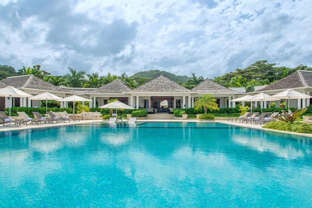 Infinity Villa at Tryall