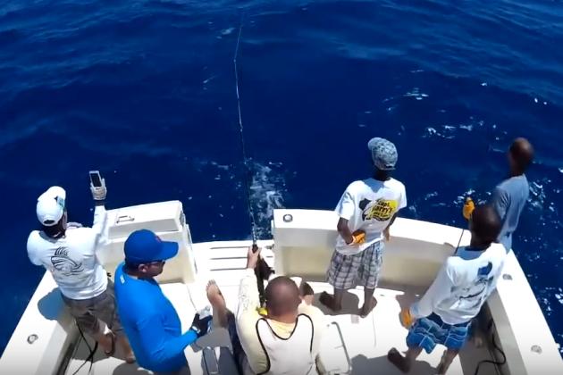 Montego Bay International Marlin Tournament