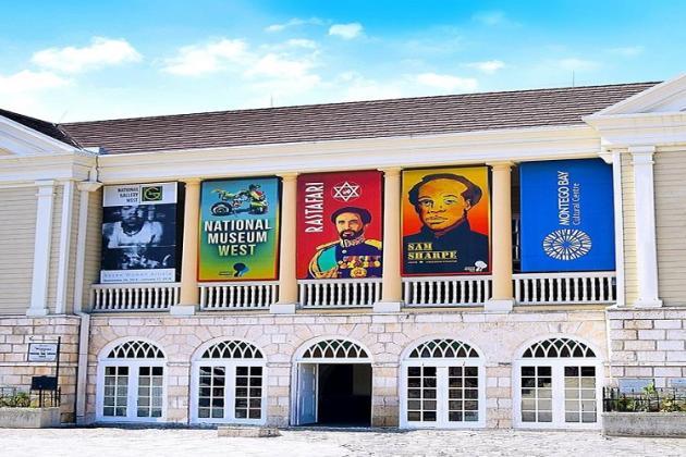Mobay Cultural Center -entrance_gallery