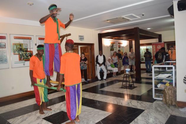 Cultural Performances at the Montego Bay Cultural Centre