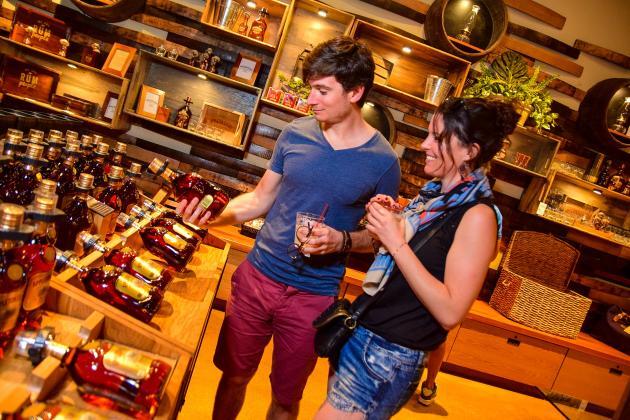 Joy Spence Appleton Estate Rum Experience