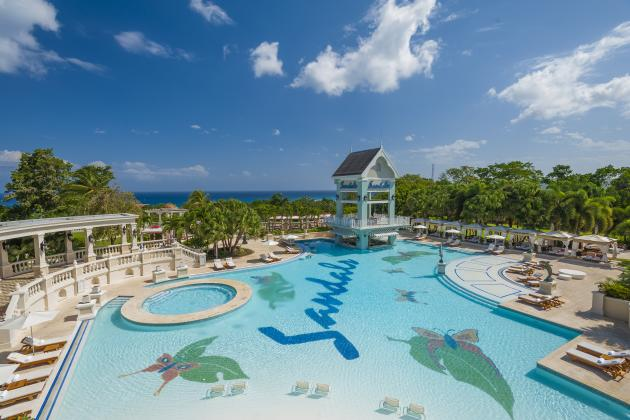 Sandals Ochi Beach & Golf Resort