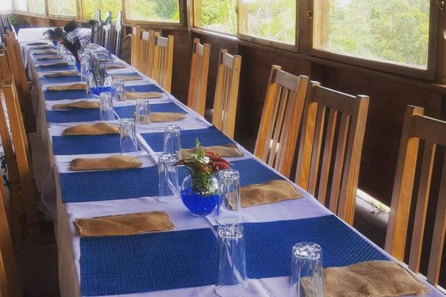 Special Occasion at Blue Ridge Restaurant
