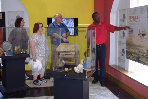 Tours at the Montego Bay Cultural Centre