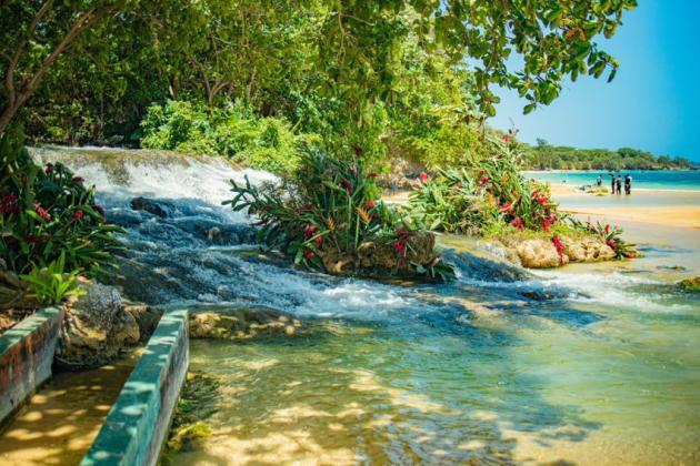 Laughing Waters Ocho Rios Jamaica